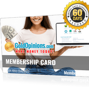 gold opinions membership card