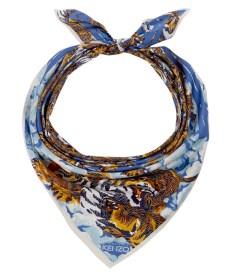 Beige Silk Flow Scarf. Givenchy. 2013