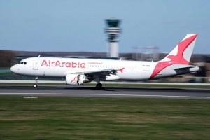 العربية للطيران أبوظبي تدشّن باكورة رحلاتها من بوابة مصر