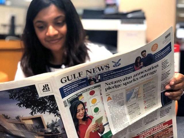 جائحة كورونا تسرع التحول الرقمي للصحف الإماراتية