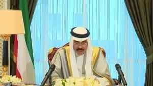 ولي العهد الكويتي يؤكد على مكافحة الفساد واجتثاث جذوره