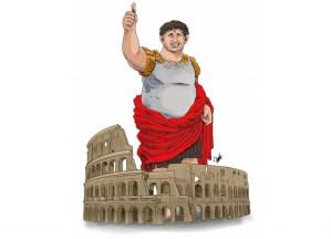 روما.. حاضرة عريقة تمجد الحياة الحلوة
