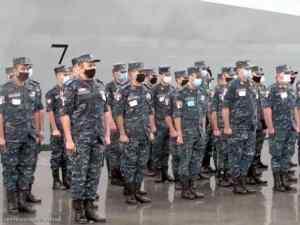 بيان من الجيش المصري بشأن مناورات البحر الأسود
