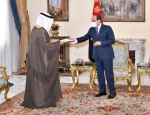 هل حمل وزير الخارجية الكويتي إلى القاهرة مبادرة للتهدئة مع قطر