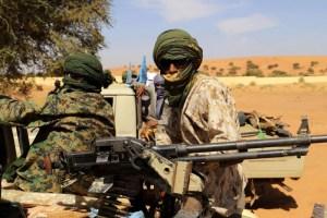 إسلاميون يهاجمون قواعد عسكرية فرنسية في مالي