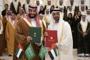 توافق في الرؤى بين الإمارات والسعودية بشأن الملفات الإقليمية