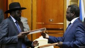 اتفاق السلام في جنوب السودان يدخل حيز التنفيذ