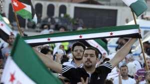 تعيين ممثلين لمكاتب الائتلاف بـ #الاردن مقدمة لتسليم سفارة #سوريا للمعارضة