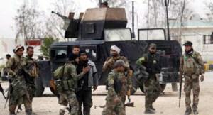 مقتل 6 من حرس الحدود بالعراق في هجوم شنه انتحاري من داعش