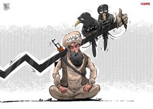 القاعدة وأخواتها ترتفع مع تربع طالبان على عرش أفغانستان