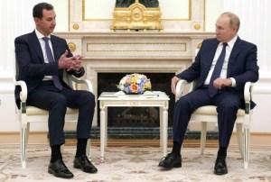 المصالح الاستراتيجية لروسيا تتعارض مع أي نفوذ مستقبلي لأنقرة وطهران في سوريا.