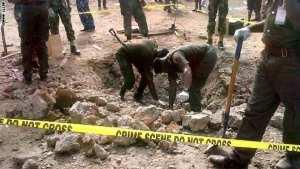 #نيجيريا : 118 قتيلا بـ3 تفجيرات هزت وسط البلاد