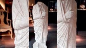 إيطاليا تستعيد تمثالا رخاميا سرق عام 2011