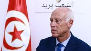 الرئيس التونسي: لن أحاور من نهبوا مقدرات الشعب (فيديو)