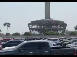 استئناف حركة المركبات على جسر الملك فهد