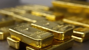 انخفاض شديد في سعر الذهب
