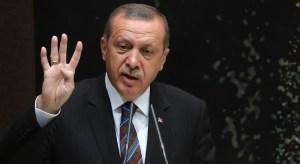 أردوغان: التوسع الفارسي بالعراق ليس بالأمر الجيد