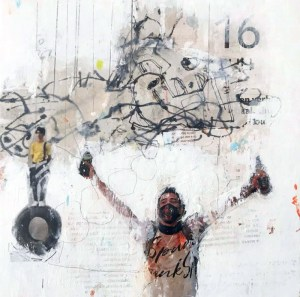 الفنان العراقي علي رشيد: أشتغل بروح الإشارة لا بروح الكتمان والتعمية