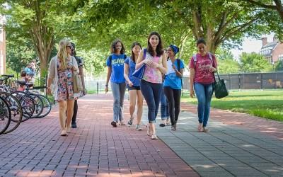 Undergraduate Student Academic Orientation