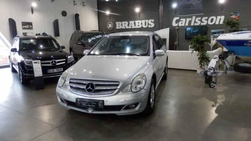 Mercedes Benz R 320 CDi na náhradní díly