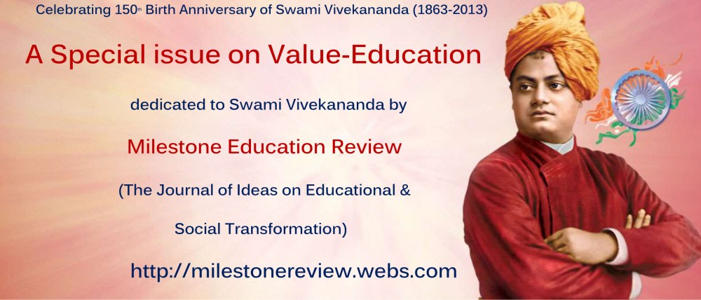 A Tribute to Swami Vivekananda (January 12, 1863 - July 4, 1902) (1/6)