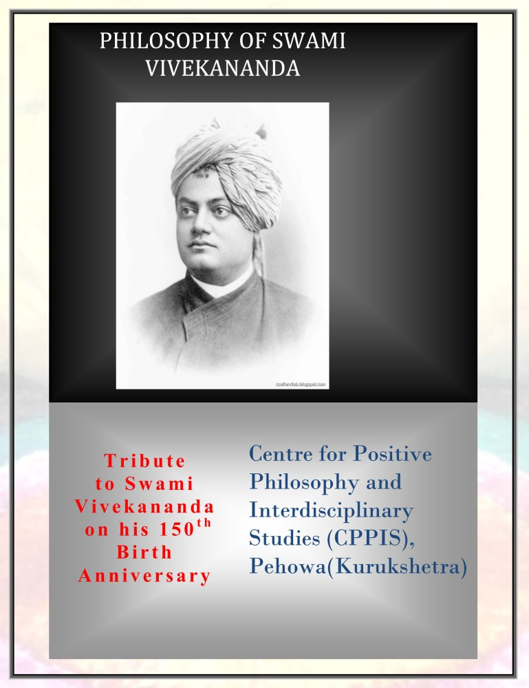A Tribute to Swami Vivekananda (January 12, 1863 - July 4, 1902) (3/6)