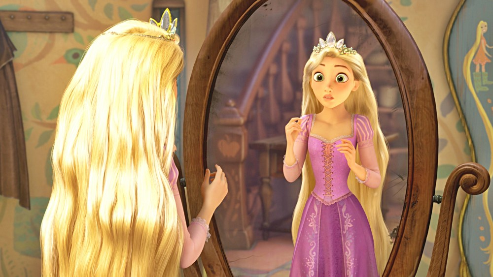 Experiment Disney Princess Hair: Princesses I Won't Show (3/5)