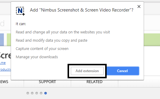 How to take a screenshot of a whole web page | MSF