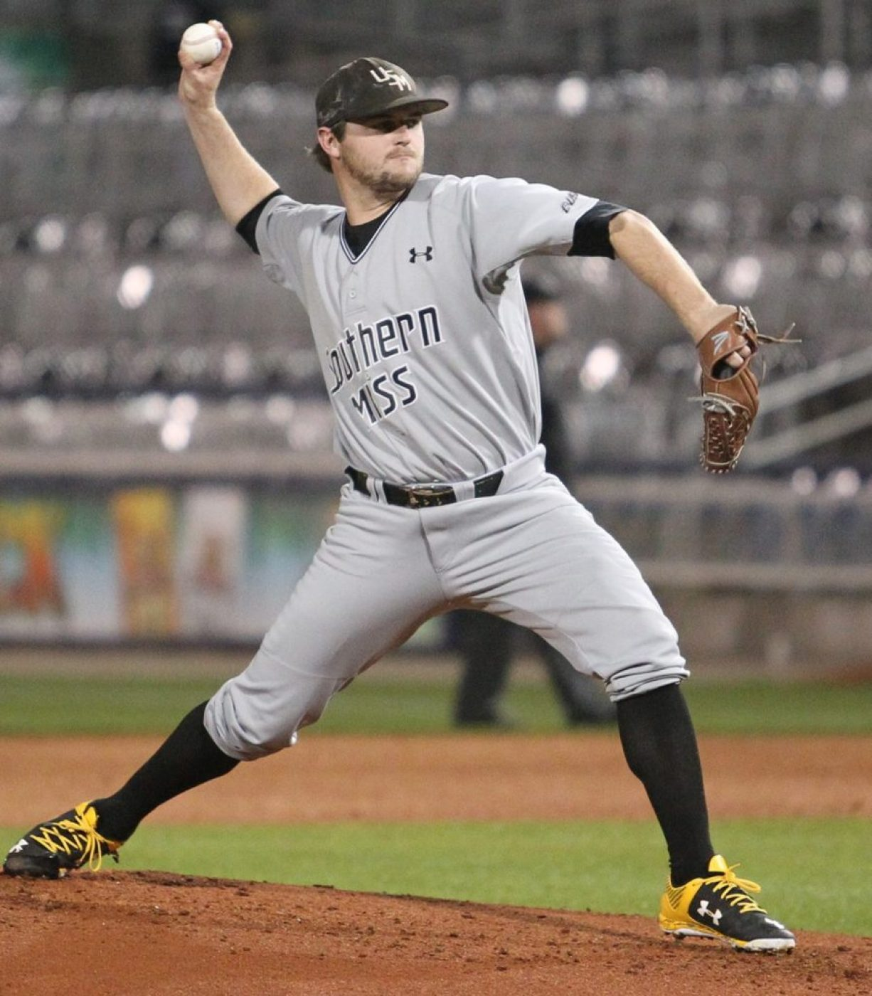 2015 C Spire Ferriss Trophy winner James McMahon of Southern Miss.