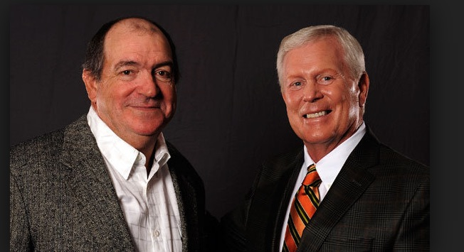 Hokie and Henderson: They were a team.