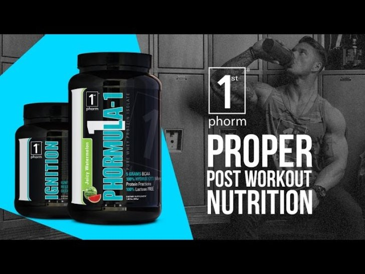 Post-Workout Supplements | What You Need to Recover Faster and See Results Sooner! | Find more fitness tips at https://msfitfarmer.com