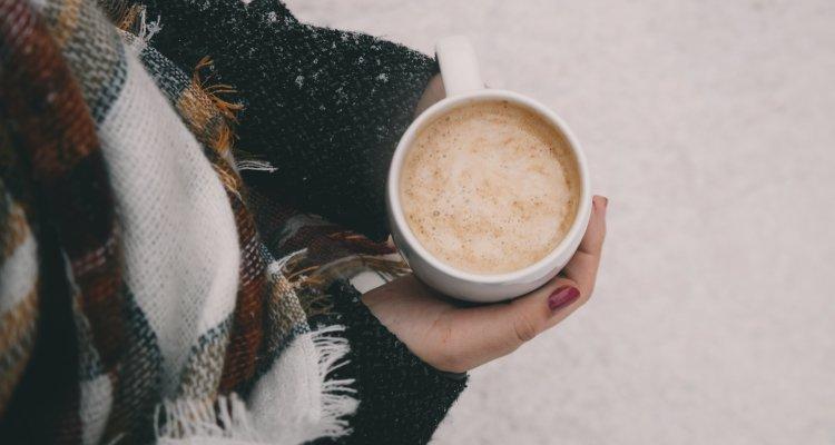 High Protein Coffee: Caramel Latte Recipe