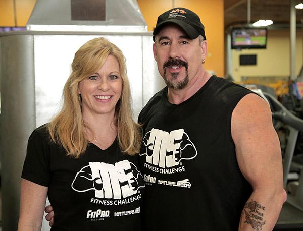 David and Kendra Lyons