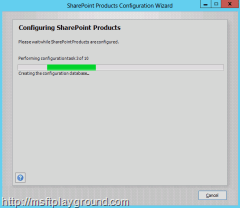 SharePoint-2013---Configuration