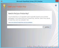 SharePoint-2013---Product-key