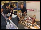 Manchester Museum Meteorite day