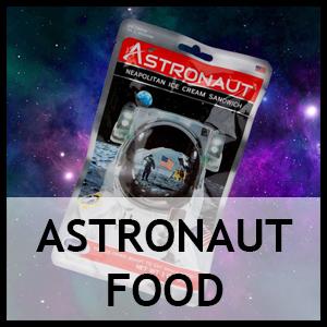 Astronaut food