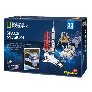 National geographic space mission 1