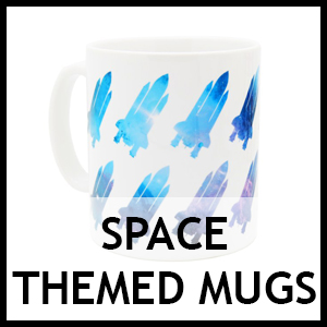 Space Themed Mugs