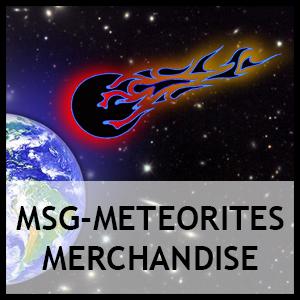 Msg meteorites merchandise