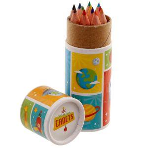 Space cadet pencils 1