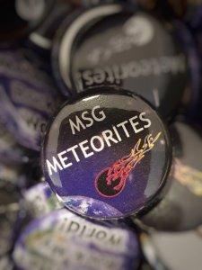Badge msg meteorites 1