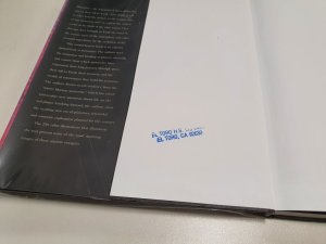 Journey through space time meteorite book (5)