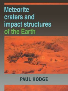 Meteorite craters impact structures paul hodge