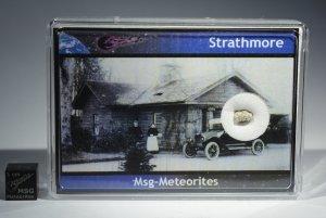 Strathmore meteorite (1)