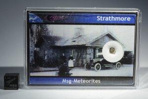 Strathmore meteorite (13)