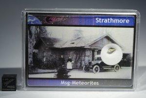 Strathmore meteorite (21)