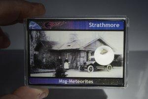 Strathmore meteorite (24)