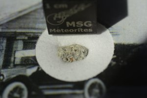 Strathmore meteorite (3)