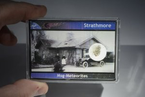 Strathmore meteorite (32)